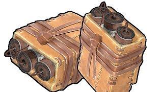 Rust рейды боб сишками ! Авто доводчик двери в раст ! #45