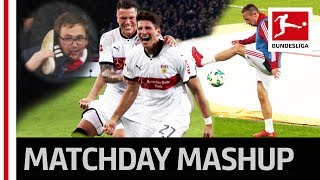 Bundesliga Calling: Ribery, Gomez, de Jong and a Mouse in the House!