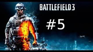 Battlefield 3 Campaign Walkthrough HD Part 5 - Mile High Club