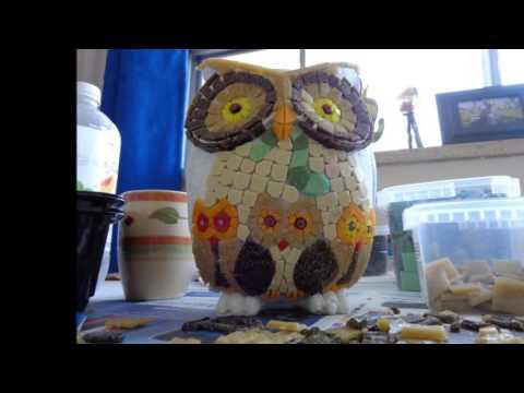 How to make a 3D mosaic by JoGranados Mosaics