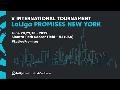 V Torneo Internacional LaLiga Promises Santander (viernes mañana)