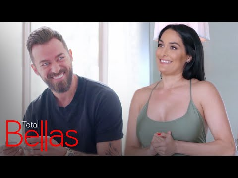 Artem Finds Nikki Bella's Positive Pregnancy Test! | Total Bellas | E!