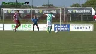 Herren-17.05.14:SV Eichede II-TuRa Meldorf