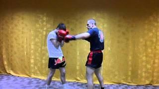 Тайский бокс Лучшее - Как чётко пробить