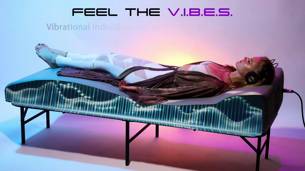 Full Body Harmonic Vibration
