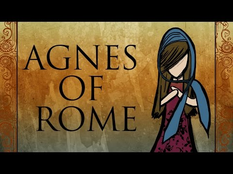 The Story of Agnes of Rome