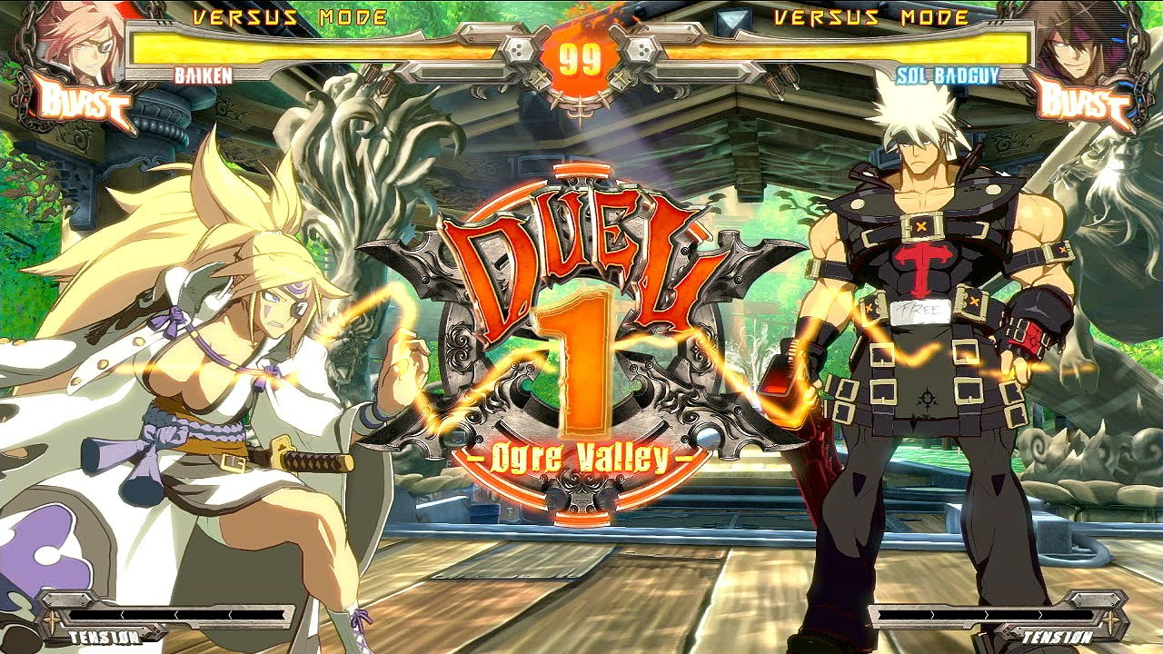 Guilty Gear Xrd REV 2: Quick Look - YouTube