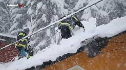 """Rosenau am Hengstpaß: """"Es hört einfach nicht zu schneien auf"""""""