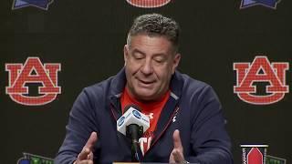 Auburn coach Bruce Pearl FULL Final Four press conference