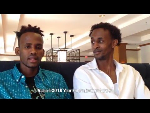 SXSW 2016  The Somalian version  Barkhad Abdirahman and Faysal Ahmed The Stray