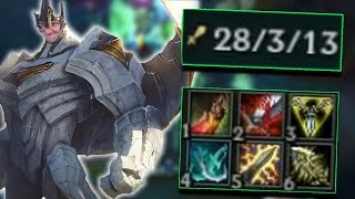 FULL AD REWORKED GALIO?!!? THIS IS THE REAL JUSTICE PUNCH! - PBE League of Legends Commentary