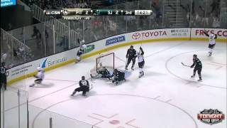 Pittsburgh Penguins at San Jose Sharks   03\06\2014