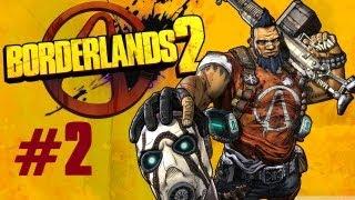 borderlands 2 let s play w arabgamers 2 arabic   بوردرلاندز 2 مع إبراهيم 2