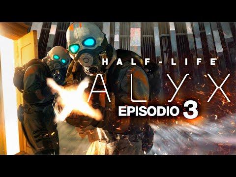 EL TREN | Half-Life: Alyx (EPISODIO 3)