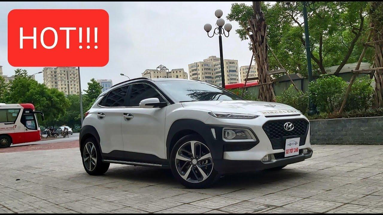 CỰC HOT_Hyundai Kona 2018 ĐẸP KHÔNG TỲ VẾT giá 6xxTr_Xe Tốt 360