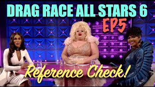 Drag Race All Stars 6 Ep5 - Reference Check!