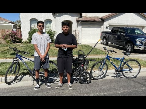 Los Banos Teens Start a Successful Business