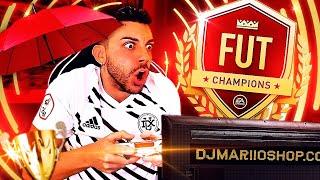 MI PRIMER FUT CHAMPIONS y REACCIONANDO al REAL MADRID 0-1 CADIZ