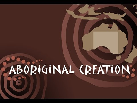THE ABORIGINAL CREATION MYTH