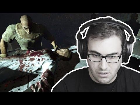OUTLAST WHISTLEBLOWER - Laboratório da Insanidade! (Gameplay com Facecam 1080p 60fps)