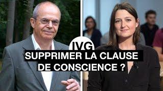 IVG - Supprimer la Clause de Conscience ?