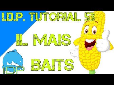 PESCARE CON IL MAIS - BAITS #3