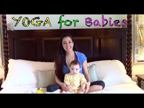 Baby Yoga Massage To Help Relieve Gas Colic Youtube