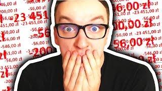 SZOK!!! ZNANY YOUTUBER POPADA W DŁUGI!!! (YouTuber's Life #04)