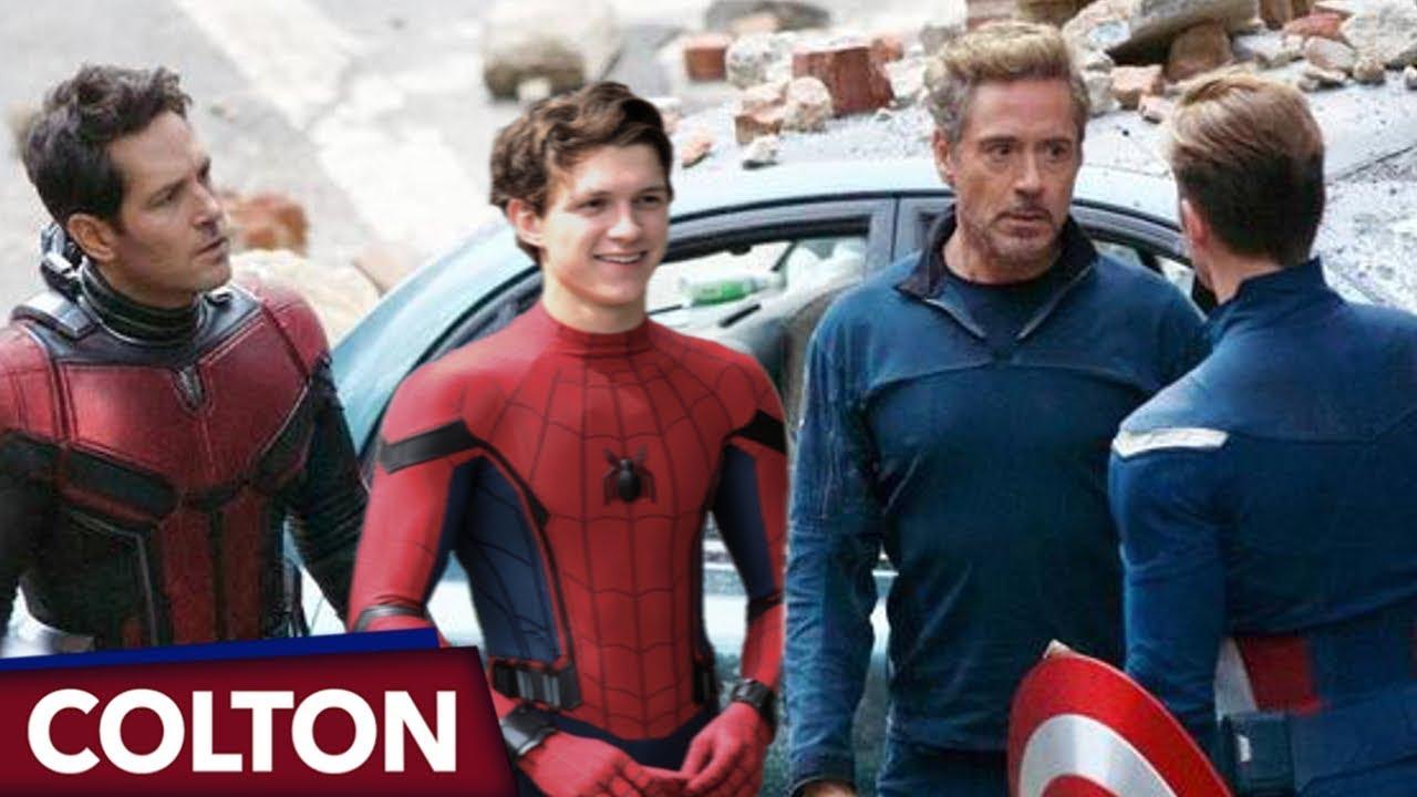 """Мстители 4 Picture: """"Мстители: Война бесконечности"""". Часть 2, со спойлерами"""