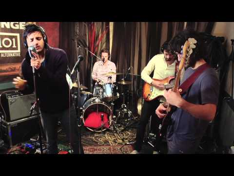 "Young The Giant Performs ""Islands"" Live At Q101"