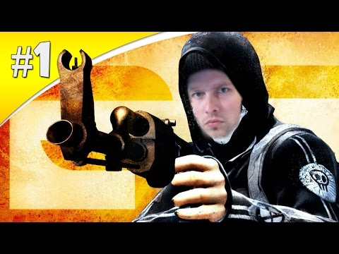 PRO TEAM IN ACTIE! (Counter Strike Global Offensive #1)