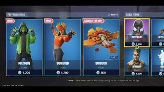 FORTNITE ITEM SHOP LIVE COUNTDOWN! MARCH 7TH - New Skins, Emotes and MORE!!!