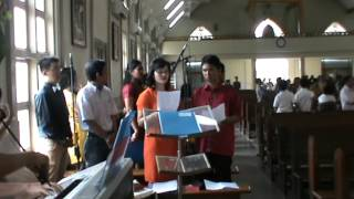 Wonderful Day (Wedding Song) - Madah Kasih Choir, Pekanbaru