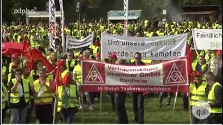 Ein Wirtschafts-Western! Der Autozulieferer  Grammer in Amberg:   So funktioniert Kapitalismus