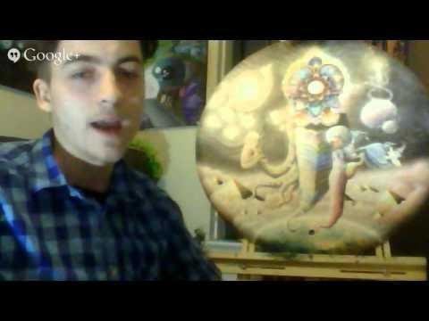 PBM2L Interviews Visionary Artist Ricky Schaede