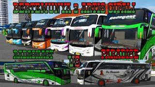 """Download Mp3 Bussid   Begini Jadinya Kalo """"radaghast"""" Dan """"paradise"""" Bert"""