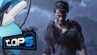 TOP 5: Exclusivas más esperadas para PlayStation 4