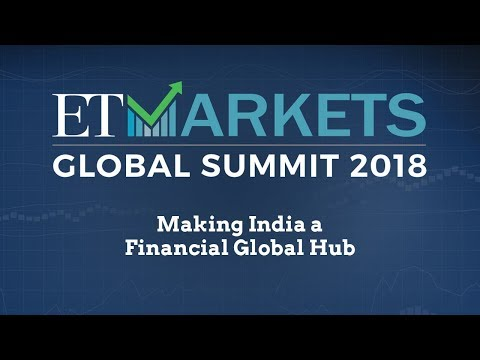 Making India a Financial Global Hub
