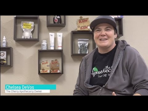 How To Buy + Sell Wholesale CBD | A day in the life of The Cherry Apothecary, Dallas, Texas