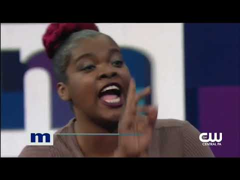 Maury Show 2 Ashley accuses her boyfriend, Esteban, of seeing other women,