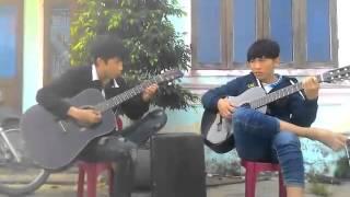 """Thần thoại:Endless love """" Guitar """""""
