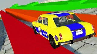 Мультики про машинки гонки ЛЯНЧА СТРАТОР Ралли - Lancia Stratos Rally Car Game Dirt 3