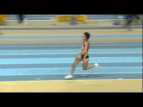 Прыжок в высоту Женщины Чемпионат Мира в помещении