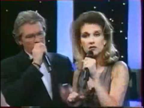 Celine DionParole Parole avec Alain Delon