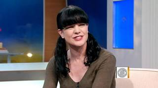 Pauley Perrette on her forensics experience before