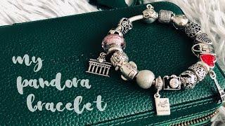 What's On My PANDORA Bracelet