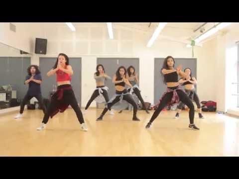 LPLP | Kamli | Dhoom 3 | Rehearsal Clip