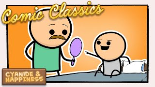 Mirror | Cyanide & Happiness Comic Classics