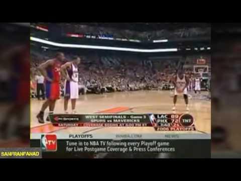 Former Teamates Sam Cassell & Tim Thomas Funny Free Throw Moment | 2006 Playoffs | NBA Highlights