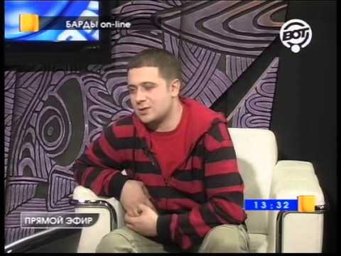 Мария Булат и Юрий Ельский в гостях у Е.Гудковой